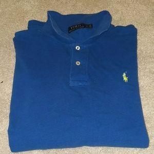 Men's Polo Ralph Lauren Blue Like New
